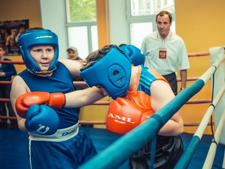 Отведите своего ребёнка в секцию бокса